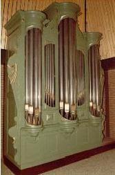 Proper orgel